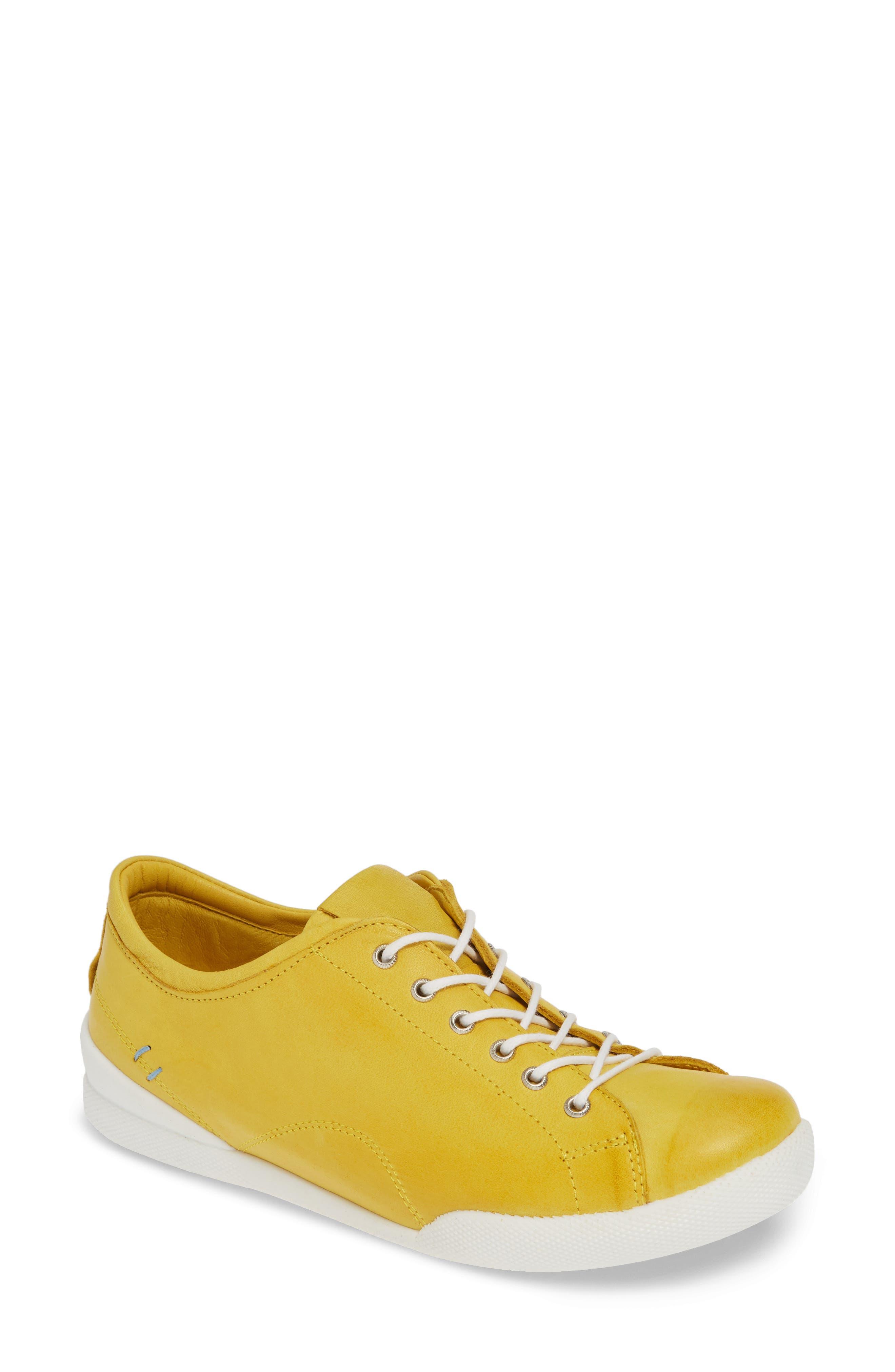 Sheridan Mia Abbey 2 Sneaker - Yellow