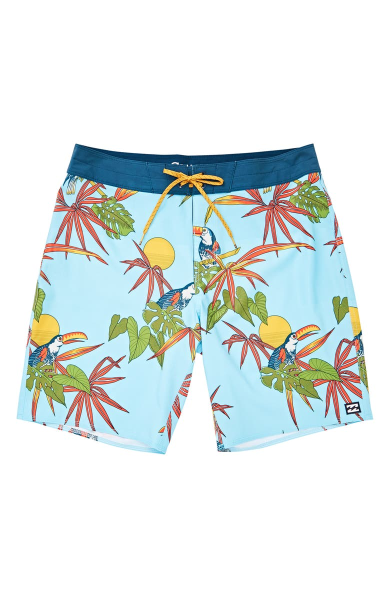 BILLABONG Sundays Pro Board Shorts, Main, color, COASTAL