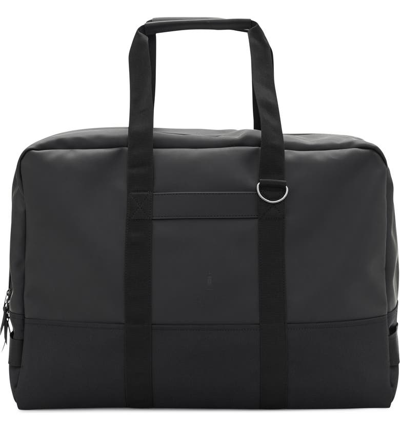 RAINS Luggage Bag, Main, color, BLACK