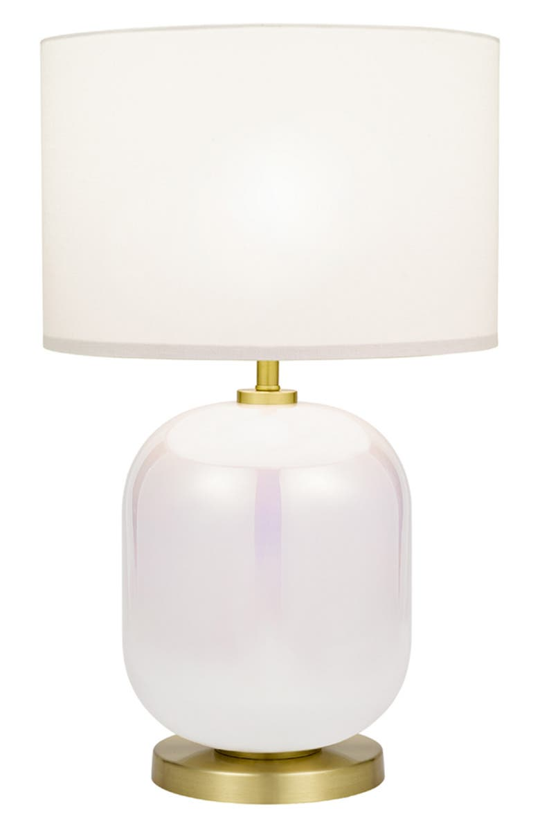 CUPCAKES AND CASHMERE Iridescent Table Lamp, Main, color, 710