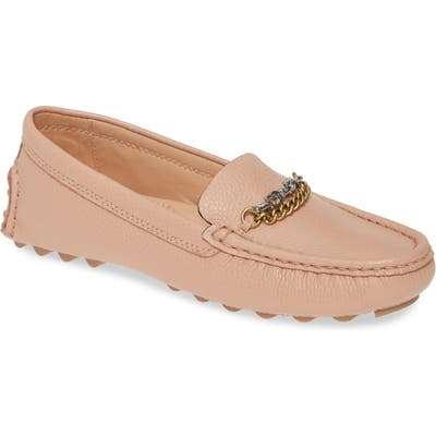 Coach Crosby Driver Loafer- Pink