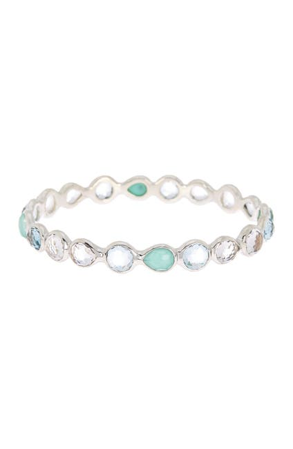 Image of Ippolita Sterling Silver Rock Candy All Around Bangle