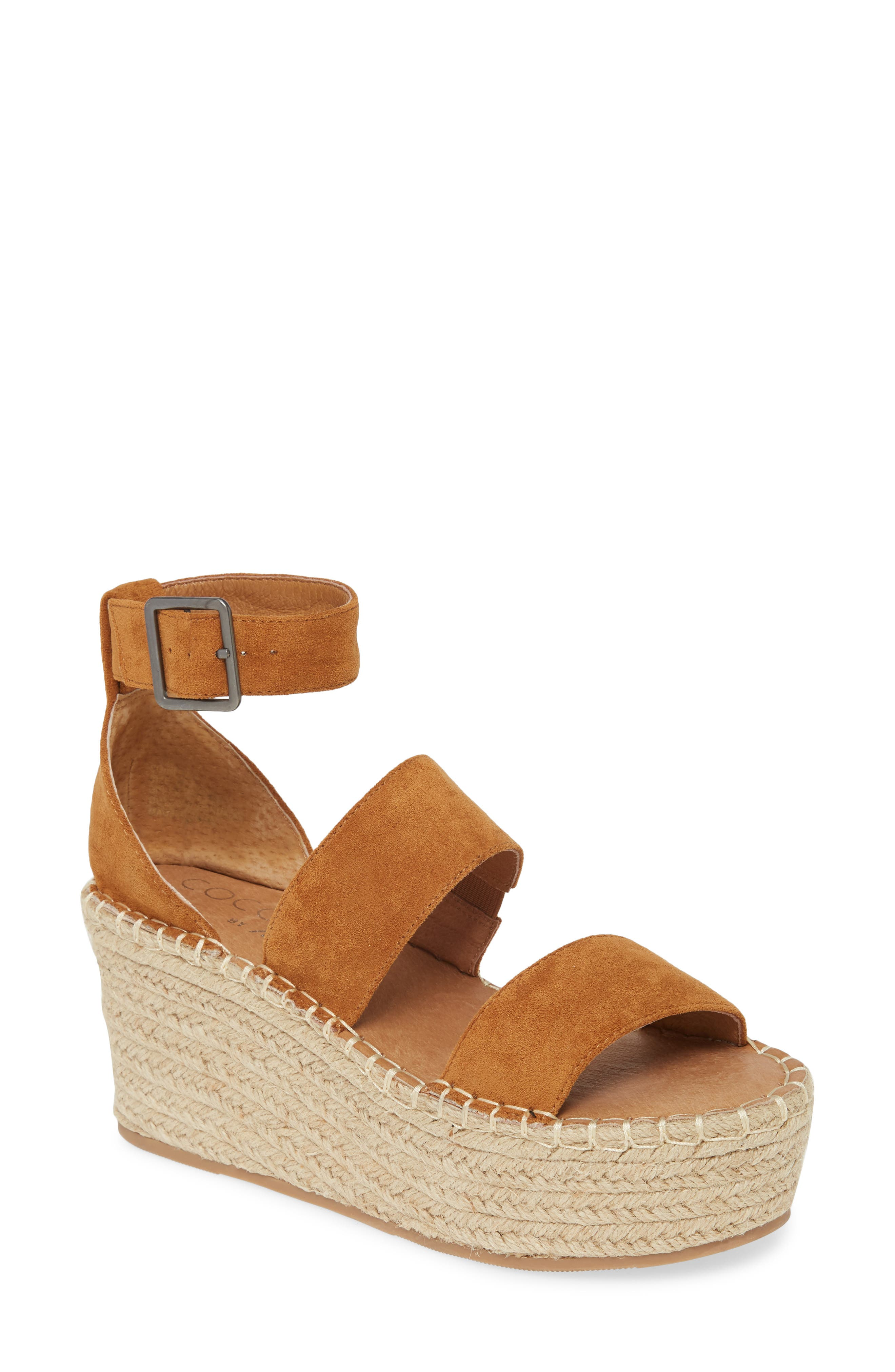Soire Platform Wedge Sandal