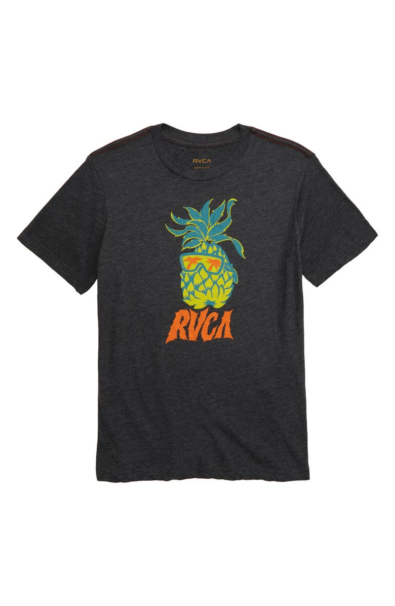 RVCA Reflections Graphic T-Shirt, Main, color, 001
