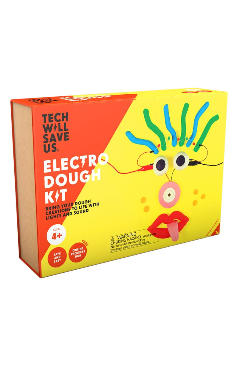TECH WILL SAVE US Electro Dough Kit, Main, color, N/ A