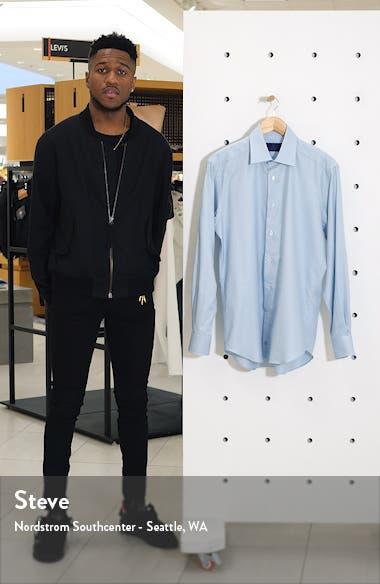 Regular Fit Solid Dress Shirt, sales video thumbnail