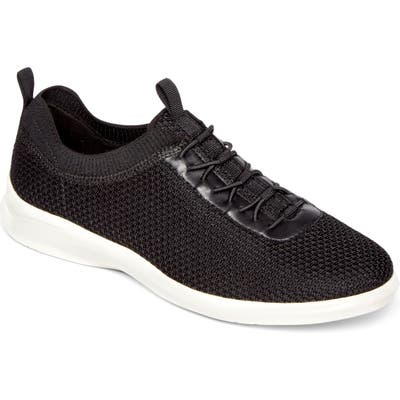 Aravon Pc Slip-On Sneaker, Black