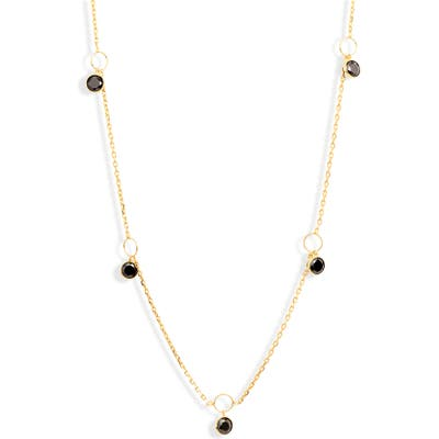Karen London Hey Hey Drop Charm Necklace