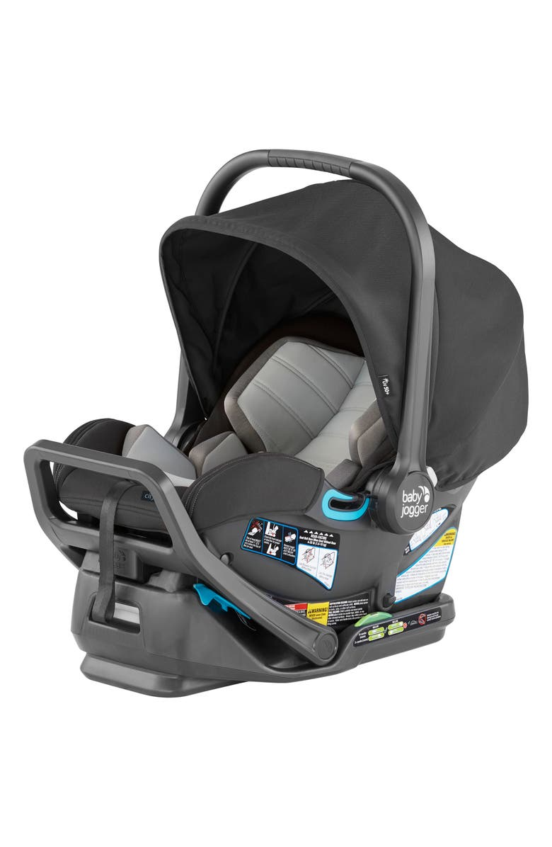 BABY JOGGER City GO<sup>™</sup> 2 Car Seat, Main, color, SLATE
