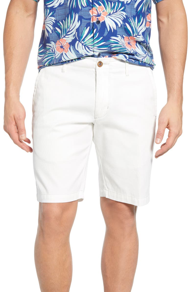 TOMMY BAHAMA Bedford Bay Vintage Fit Shorts, Main, color, CONTINENTAL