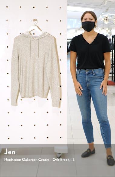 Cotton Blend Sweater Hoodie, sales video thumbnail