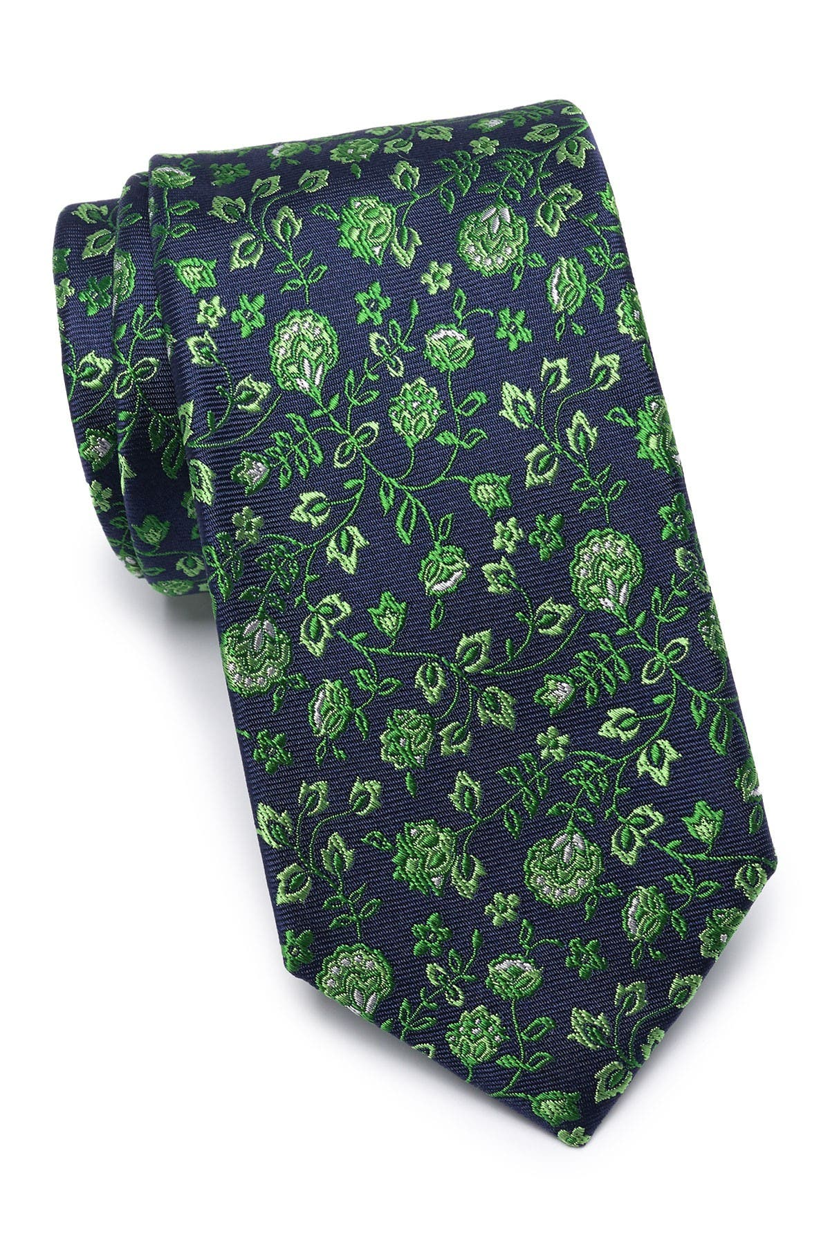 Image of Ted Baker London Contrast Botanical Silk Tie