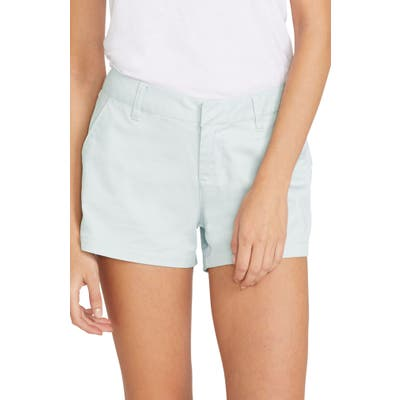 Volcom Frochickie Chino Shorts, Blue