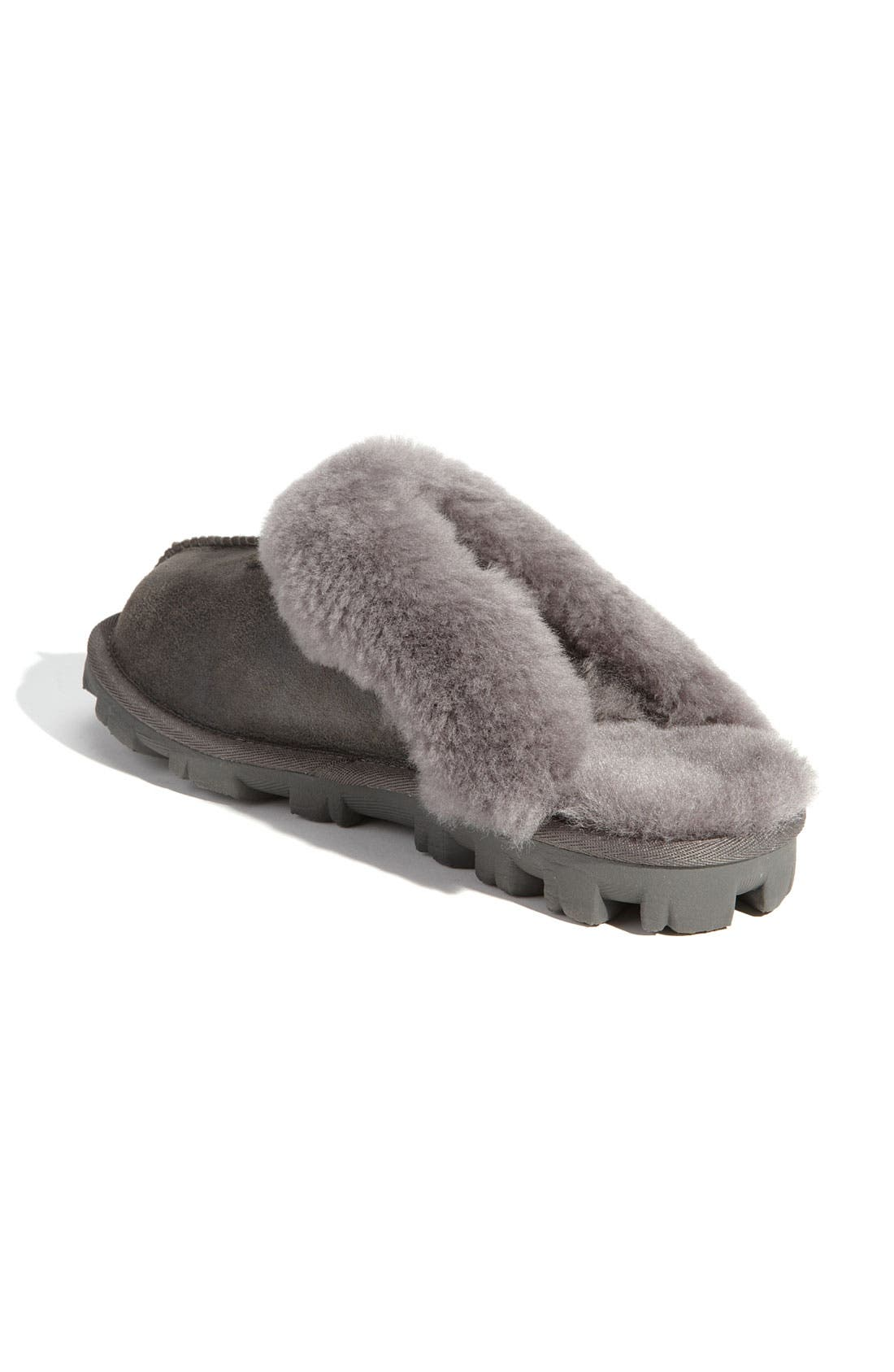 ,                             Genuine Shearling Slipper,                             Alternate thumbnail 105, color,                             036