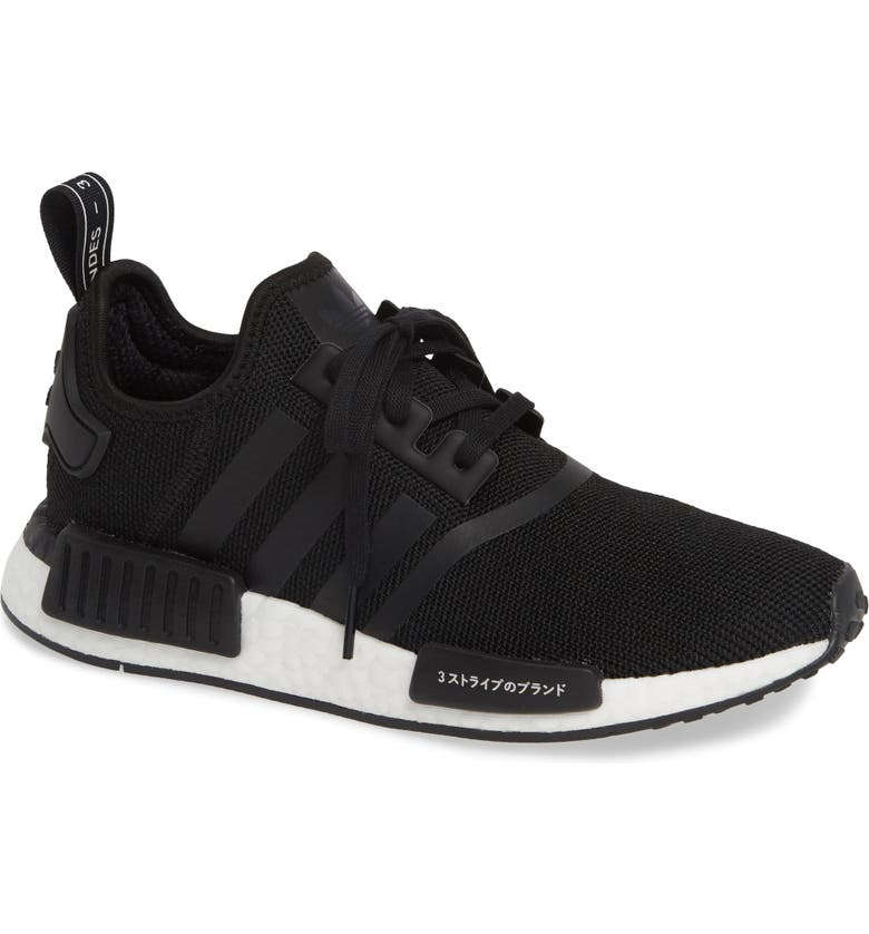ADIDAS NMD_R1 Sneaker, Main, color, 002