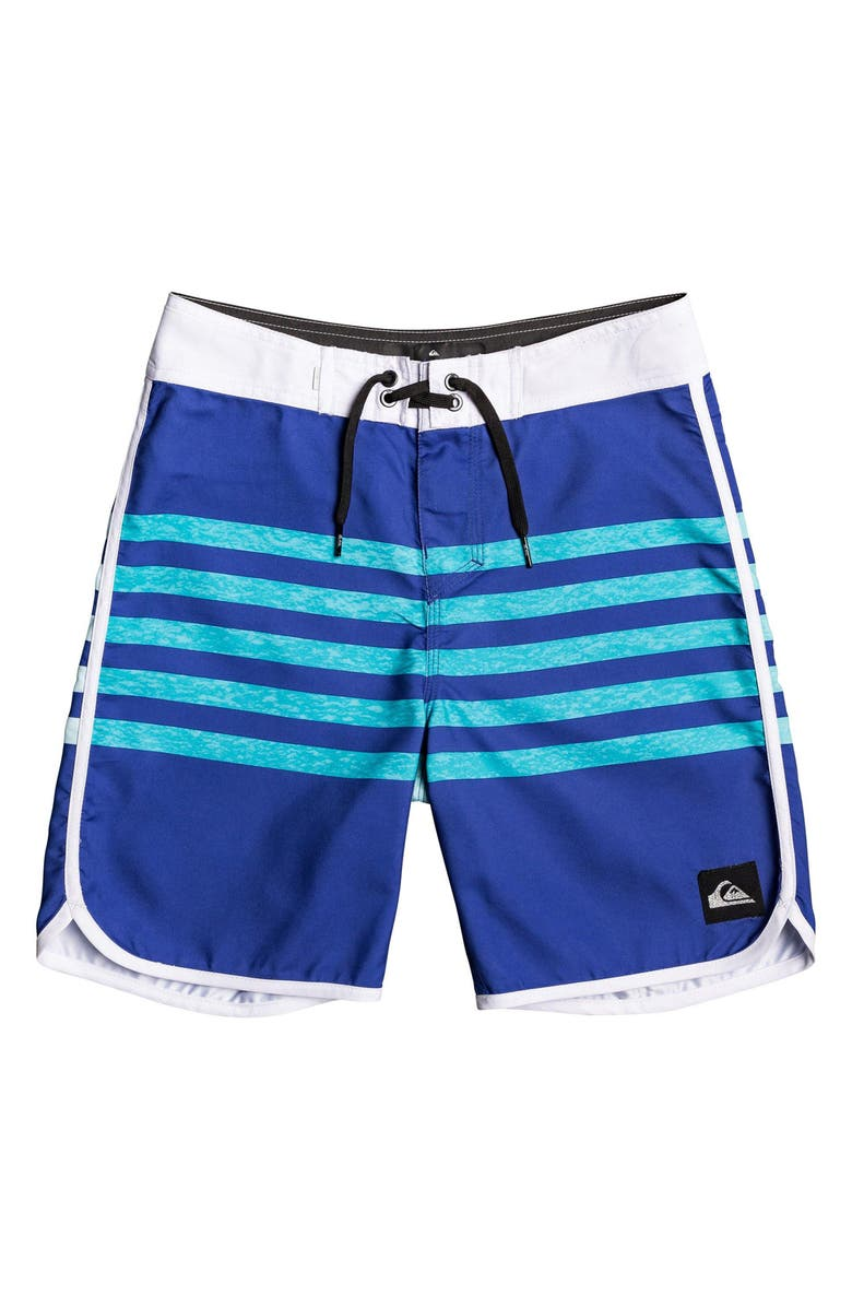 QUIKSILVER Everyday Grass Roots Board Shorts, Main, color, ELECTRIC ROYAL