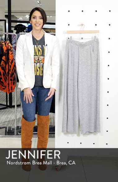 Brushmarl Wide Leg Pants, sales video thumbnail
