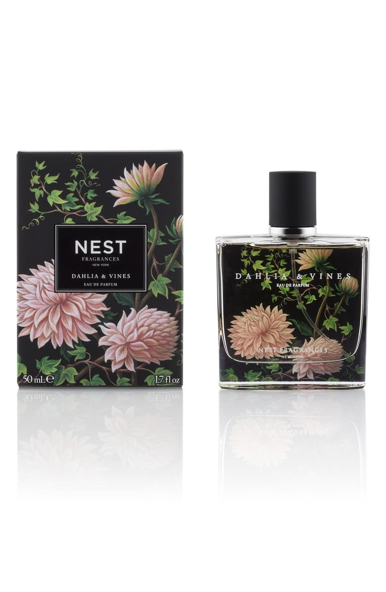NEST FRAGRANCES Dahlia & Vines Eau de Parfum Spray, Main, color, NO COLOR