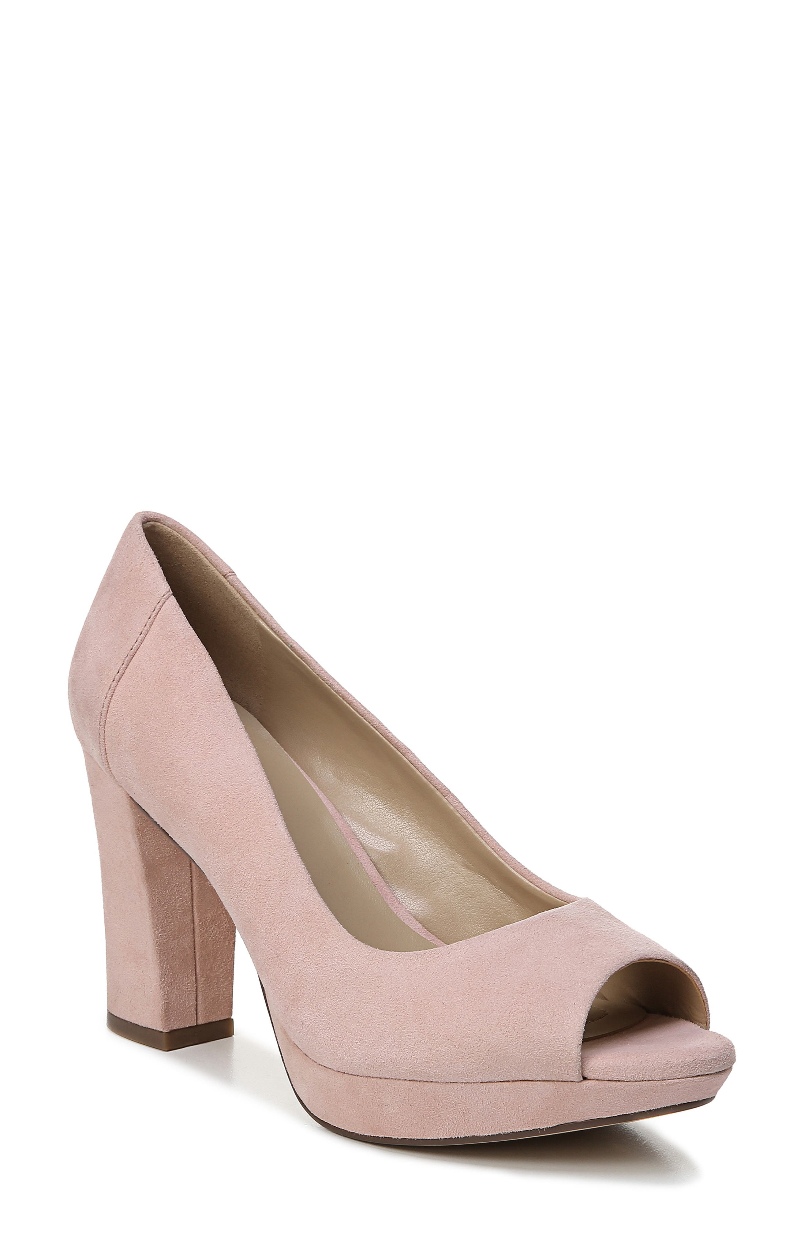 Naturalizer Amie Pump N - Pink