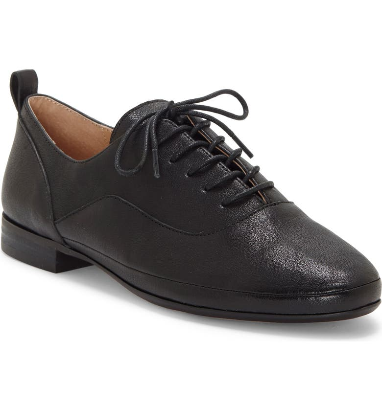 CC CORSO COMO<SUP>®</SUP> Jasleen Oxford, Main, color, BLACK LEATHER
