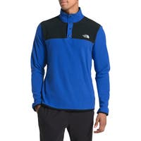 The North Face Mens TKA Glacier Snap Neck Pullover Deals