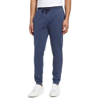 Rhone Heritage French Terry Sweatpants, Blue