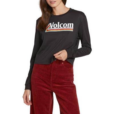 Volcom Stones Graphic Tee, Black
