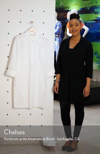 Patchwork Eyelet Dress, sales video thumbnail