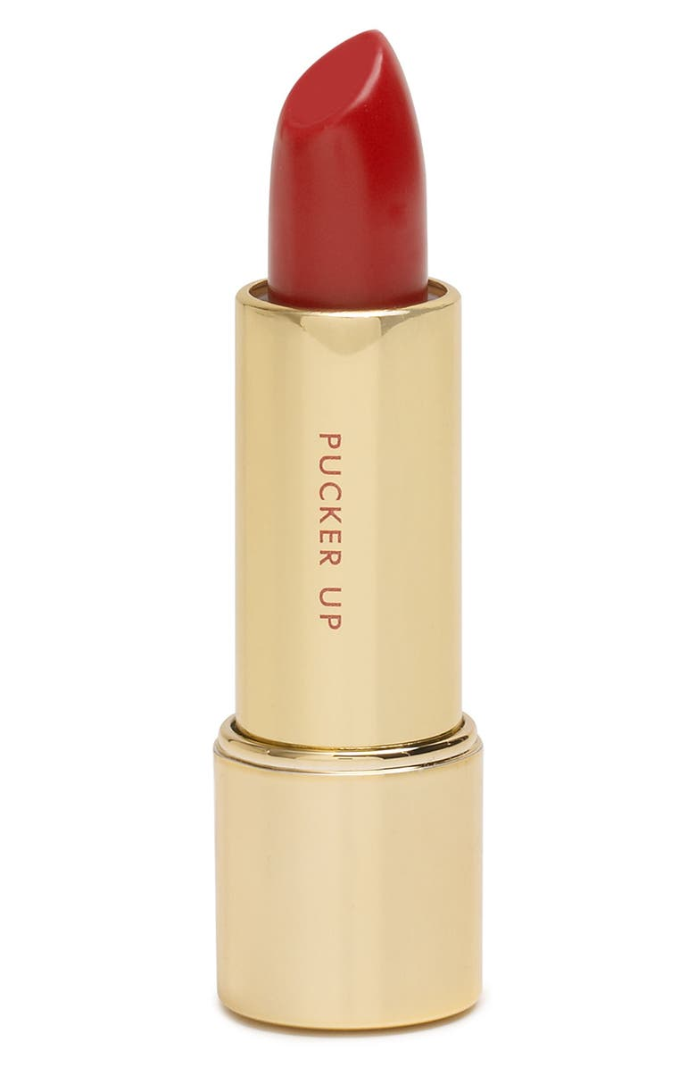 KATE SPADE NEW YORK 'supercalifragilipstick' lipstick, Main, color, 600