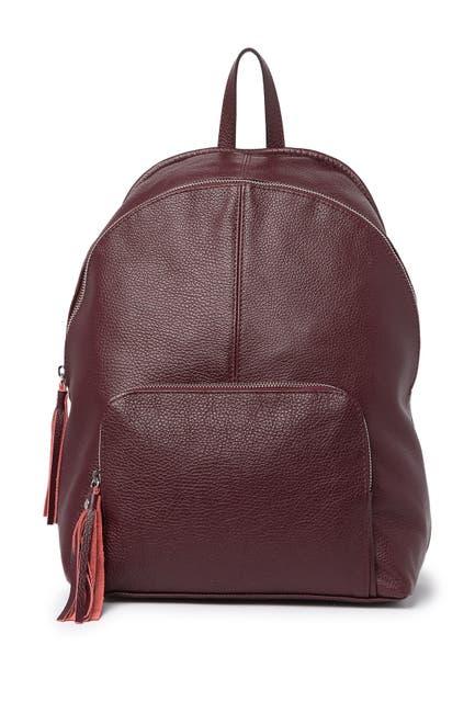 Image of Lisa Minardi Leather Backpack