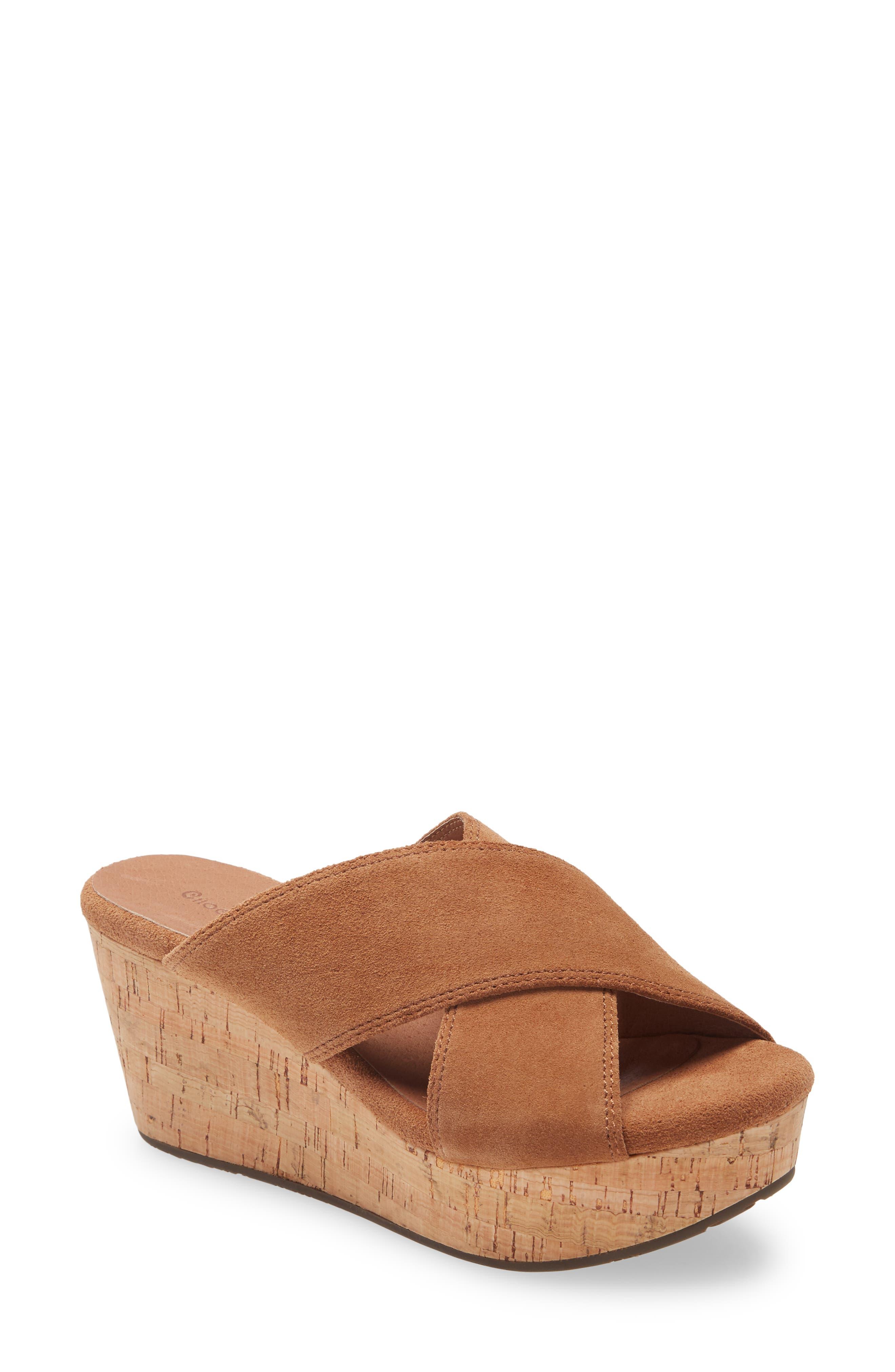 Wendy Wedge Slide Sandal