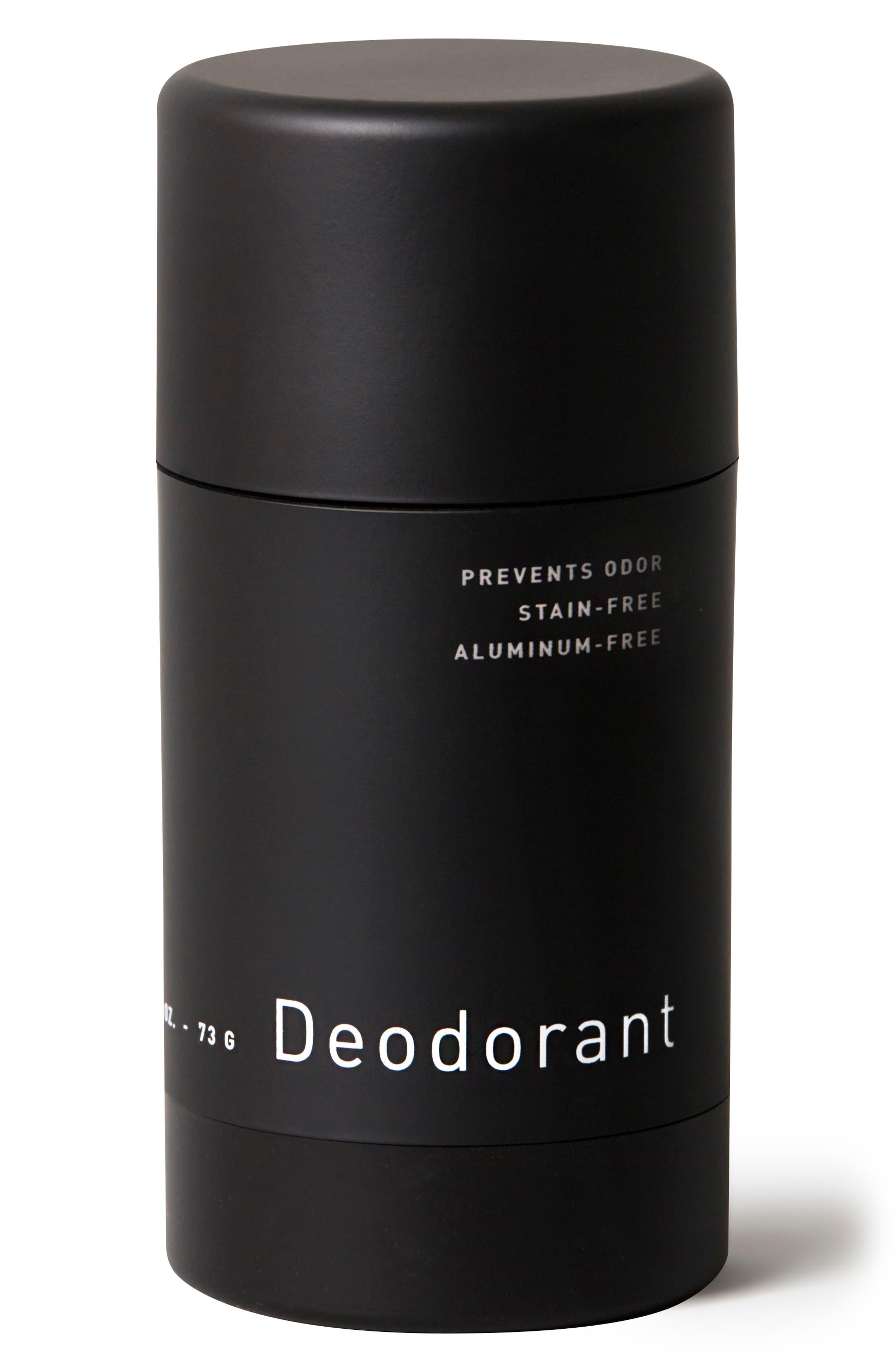 Stain-Free Deodorant