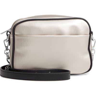Urban Originals Mindful Vegan Leather Crossbody Bag - Metallic