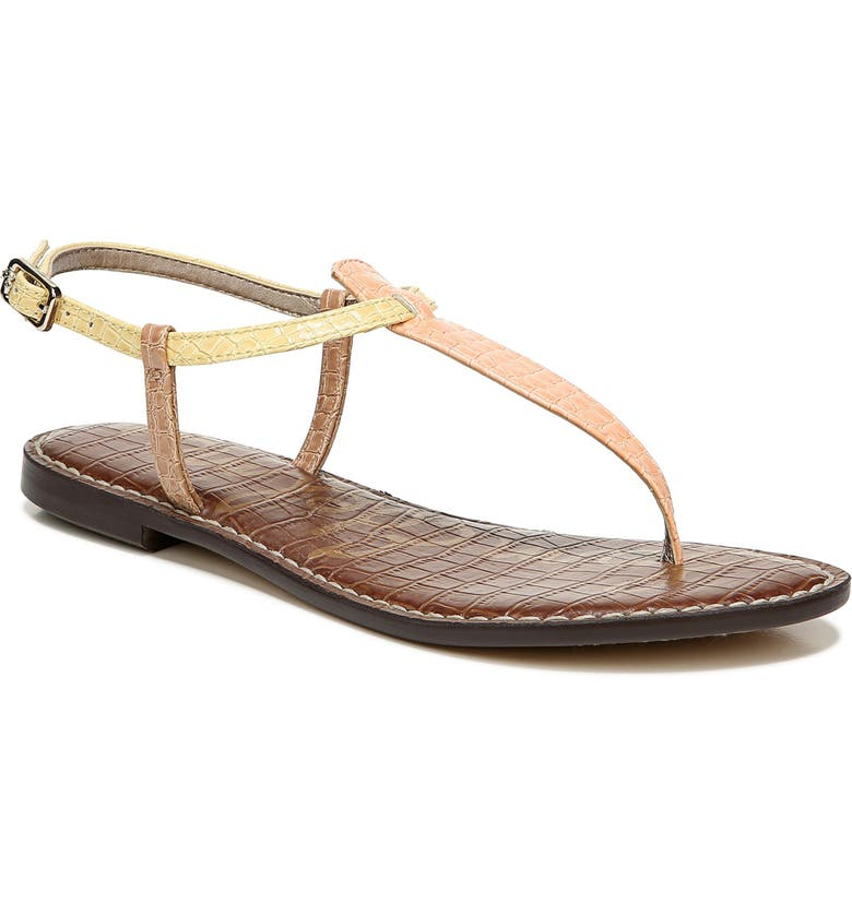 SAM EDELMAN Gigi Sandal, Main, color, 801