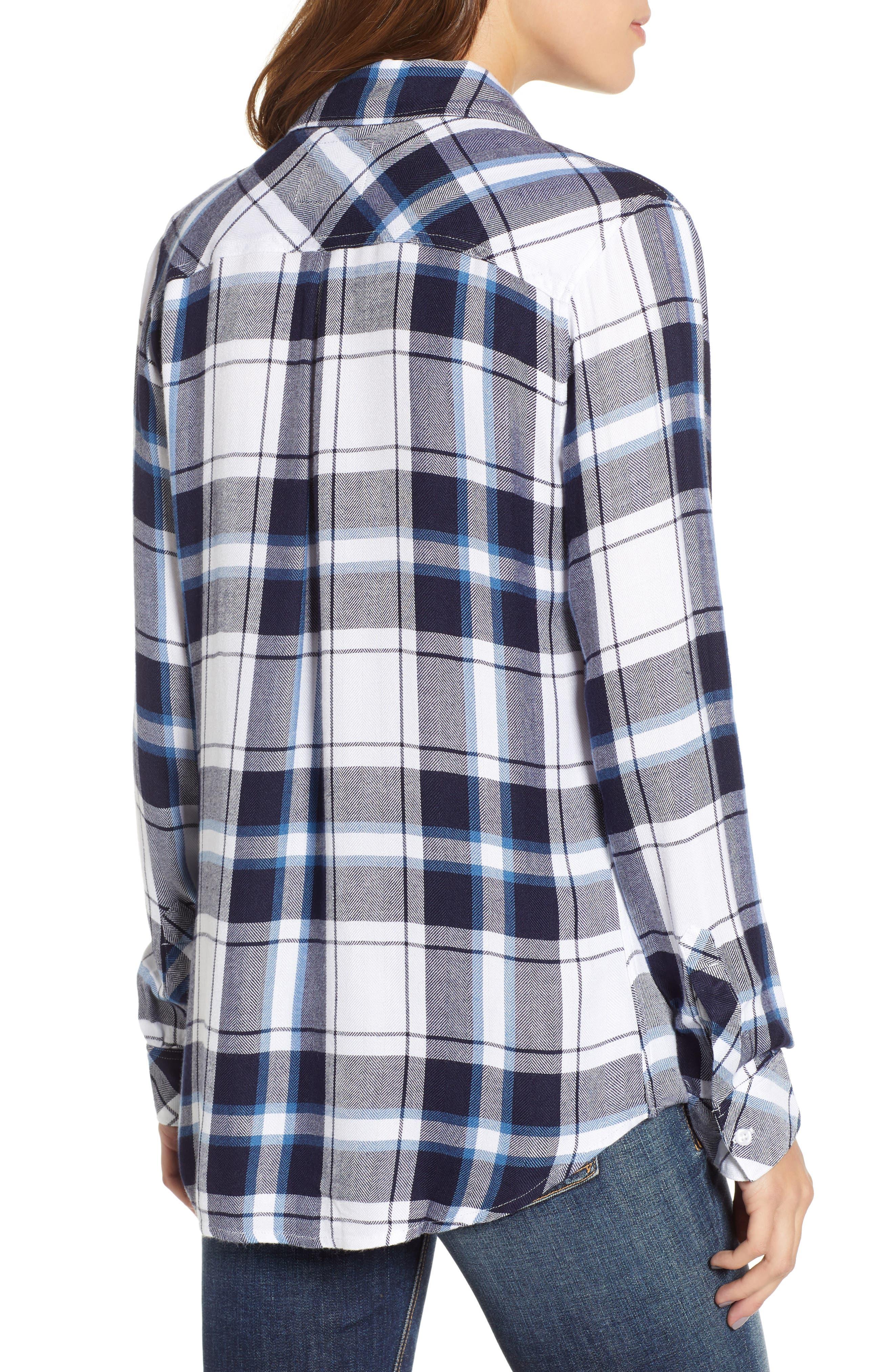,                             Hunter Plaid Shirt,                             Alternate thumbnail 282, color,                             169