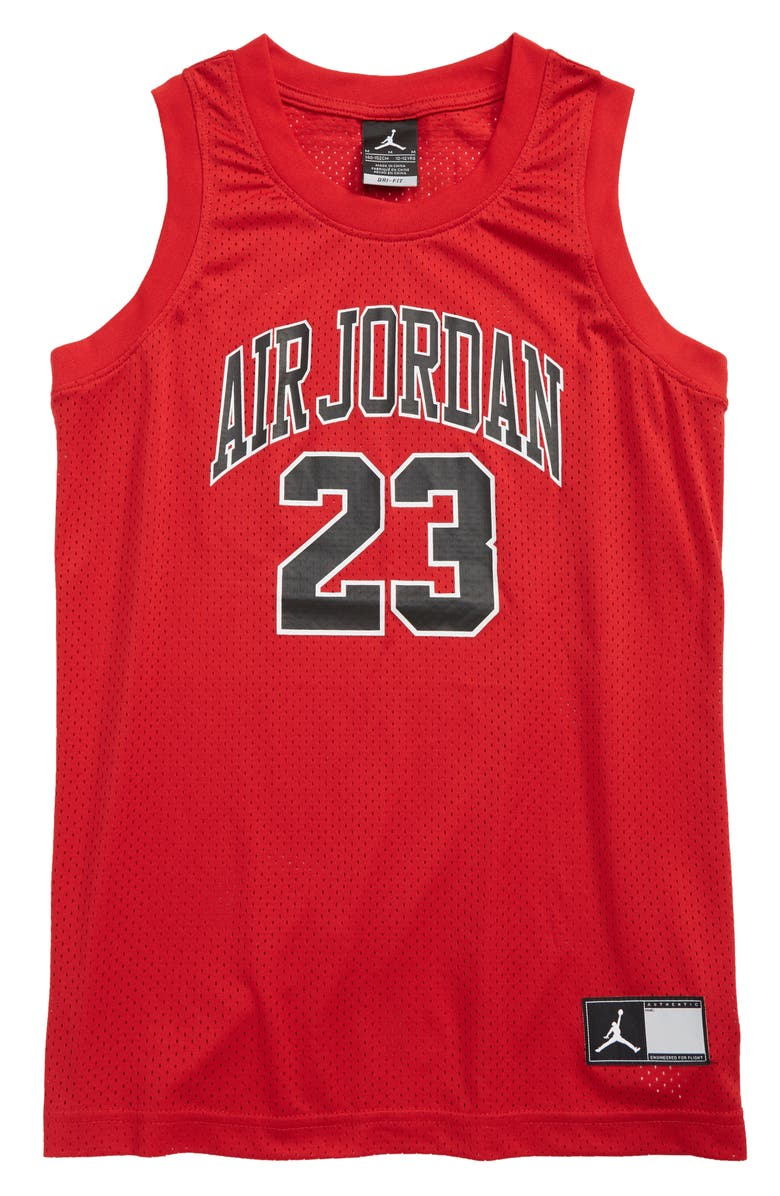 JORDAN DNA Mesh Jersey Tank, Main, color, 608