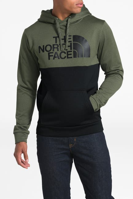 Image of The North Face Surgent Colorblock Pullover Hoodie