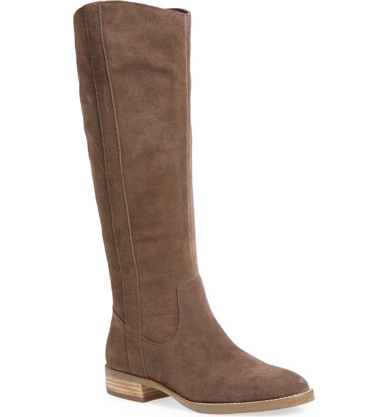 SOLE SOCIETY 'Teba' Knee High Boot, Main, color, 021