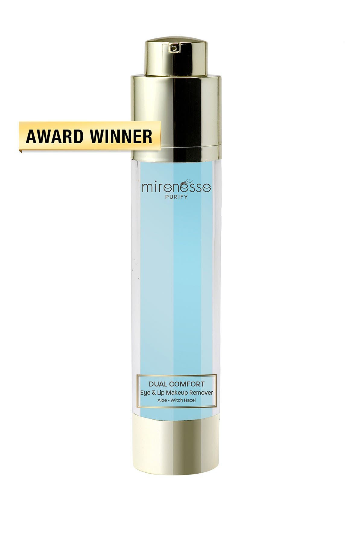 Image of Mirenesse Purify Eye & Lip Makeup Remover