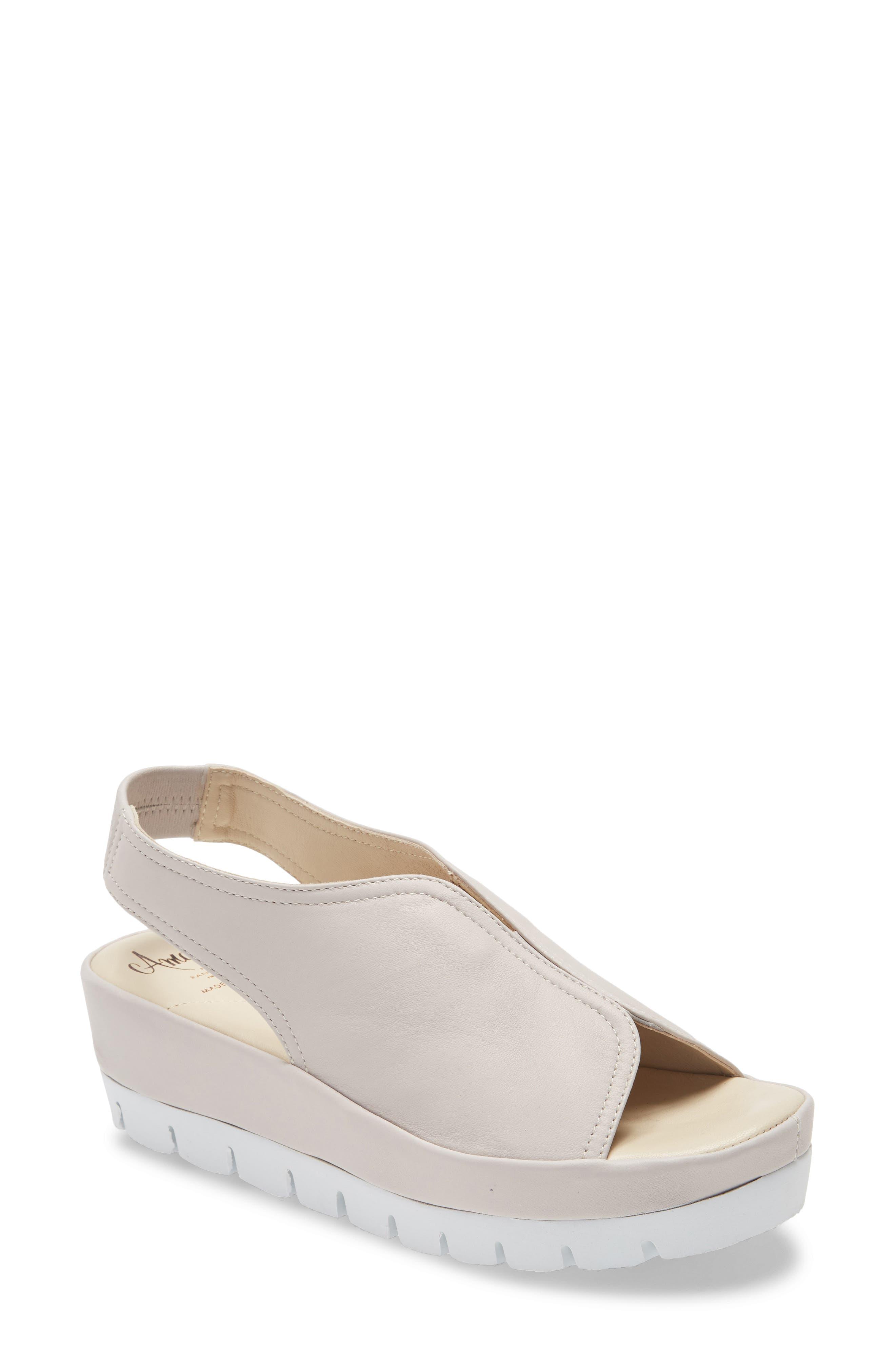 Bassano Slingback Wedge Sandal