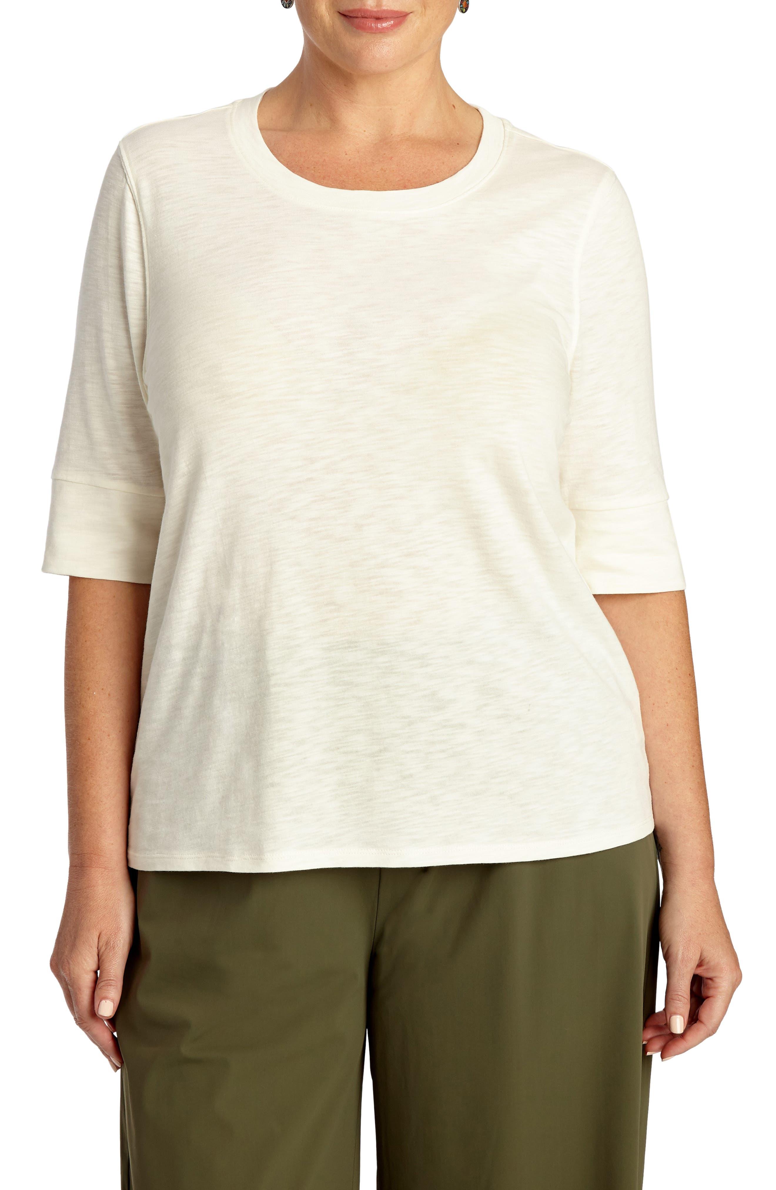 Ballet Neck T-Shirt