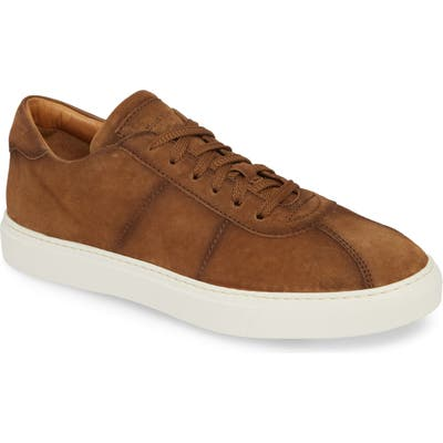 To Boot New York Charger Low Top Sneaker, Brown