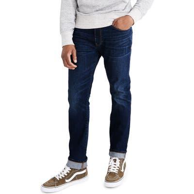 Madewell Selvedge Slim Jeans, Blue