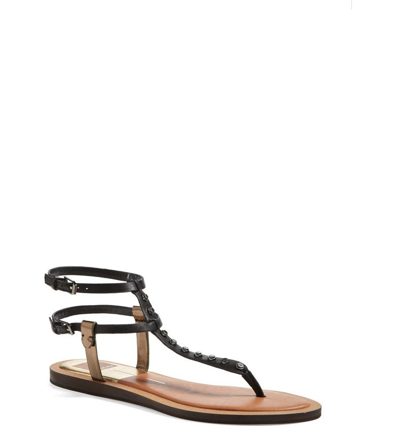 DOLCE VITA 'Falcom' Sandal, Main, color, 001