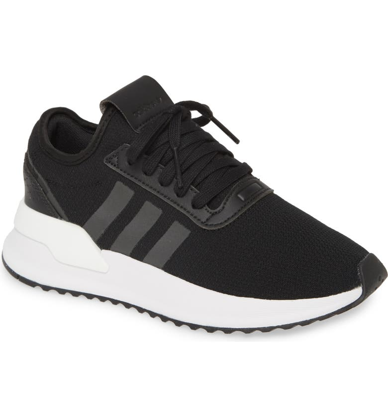 ADIDAS U_Path X J Sneaker, Main, color, CORE BLACK/ NIGHT MET./ WHITE
