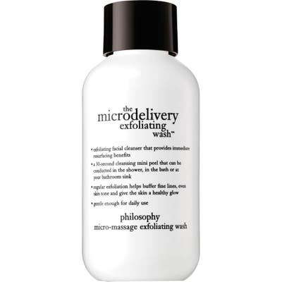Philosophy The Microdelivery Exfoliating Facial Wash, oz