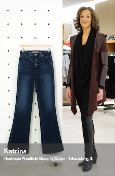 The Molly High Waist Flare Jeans, sales video thumbnail