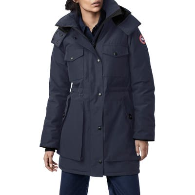 Canada Goose Gabriola Water Resistant Arctic Tech 625 Fill Power Down Parka, (0) - Blue