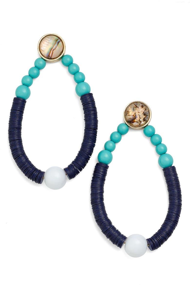 BAUBLEBAR 'Menorca' Drop Earrings, Main, color, 400
