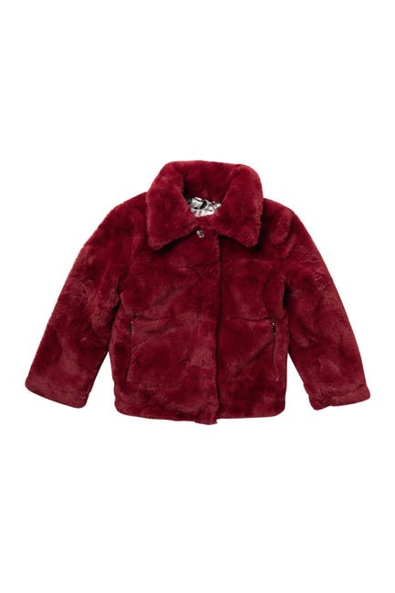 Image of Urban Republic Short Faux Fur Coat